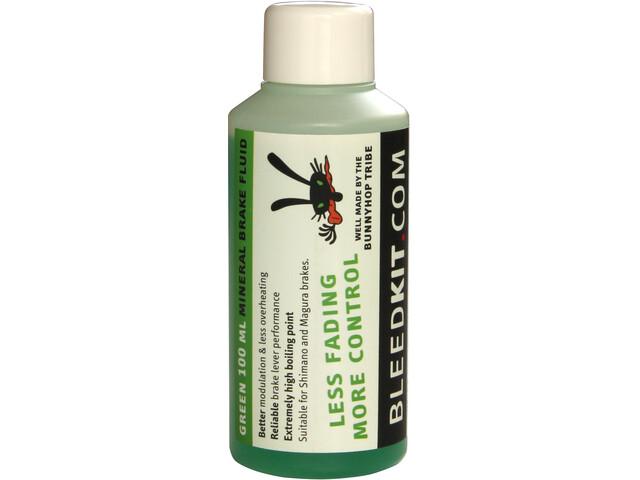 Bleedkit Green Mineral Brake Fluid 100 ml